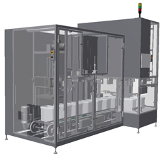 Fyllningsmaskiner & maskinsystem